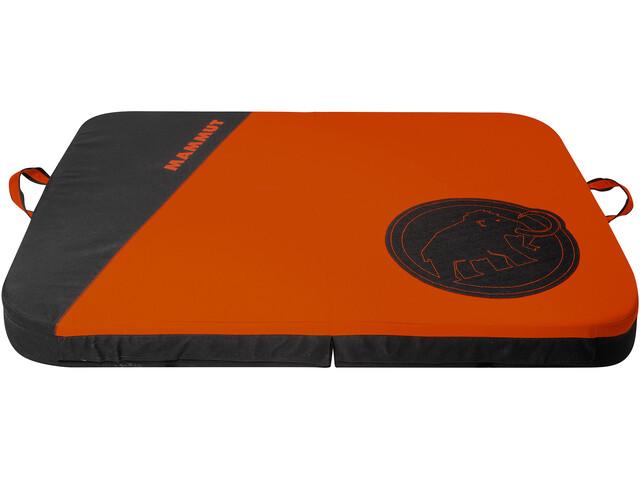 Mammut Slam, czarny/pomarańczowy